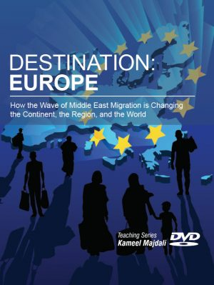 Destination Europe DVD