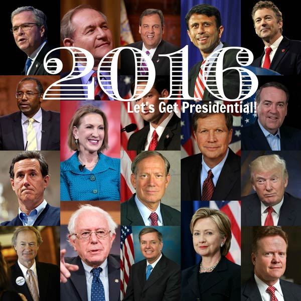 2016 US Presidential Campaign